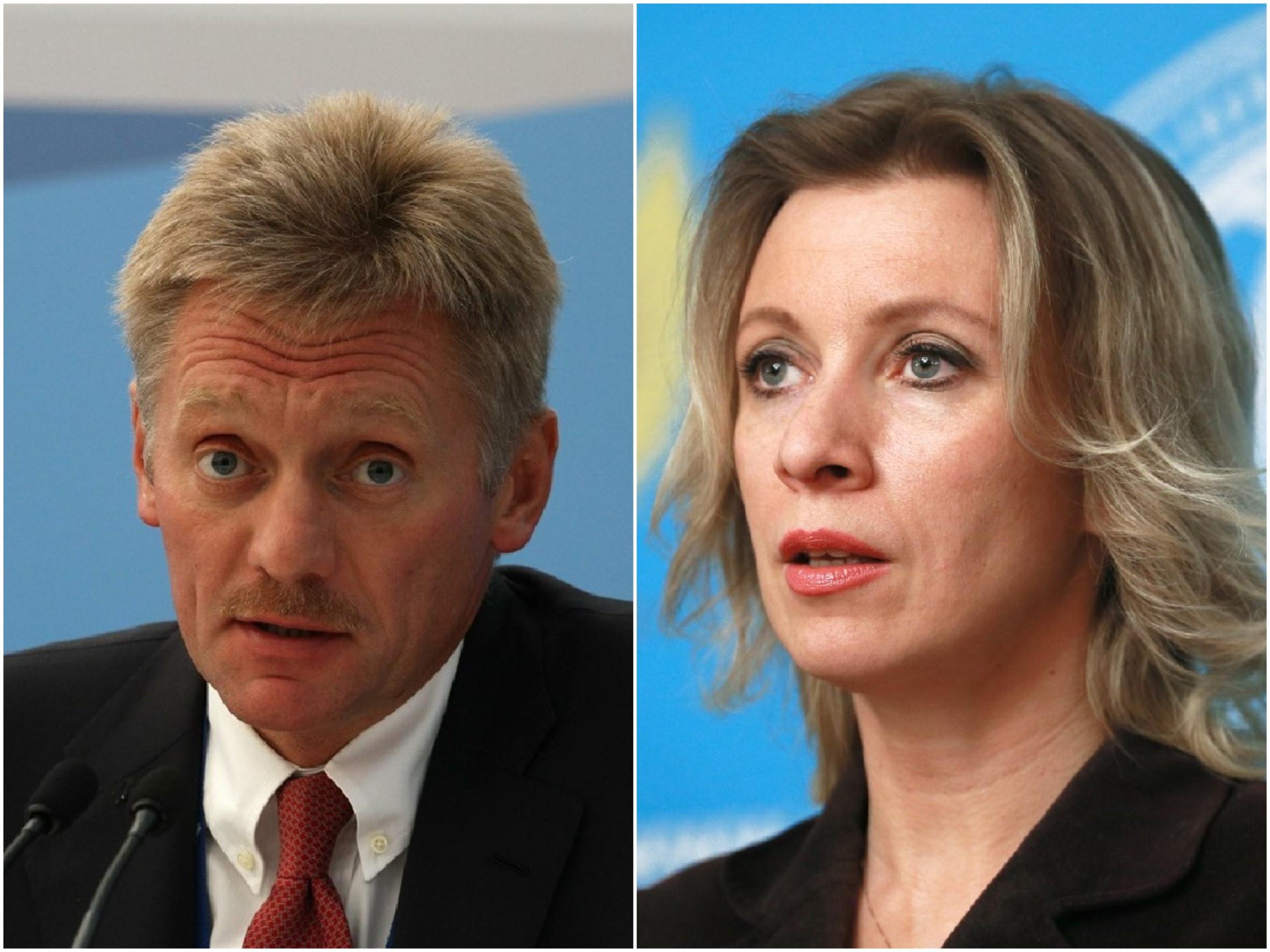 В Кремле оценили заявления о «причастности» России к беспорядкам в США